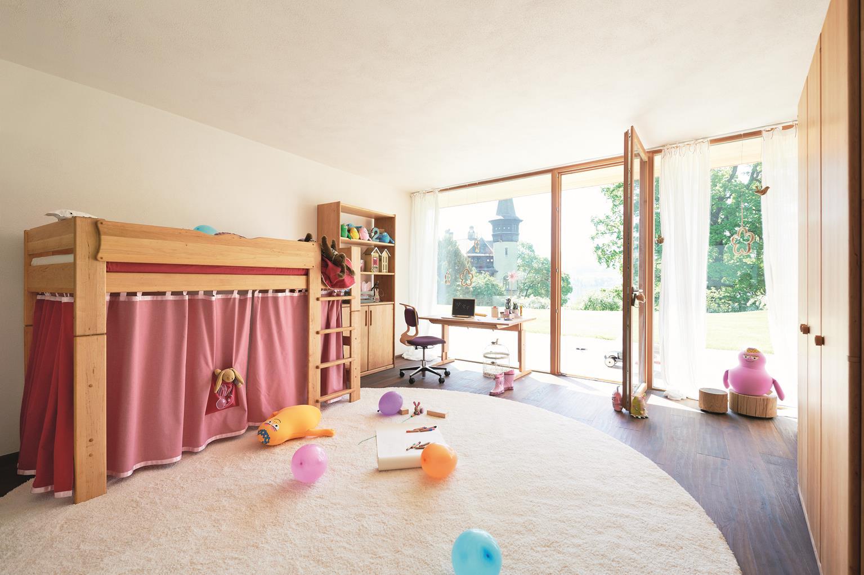 Bildergalerie Kinderzimmer - Wohnwiese Jette Schlund Ellingen - Team 7