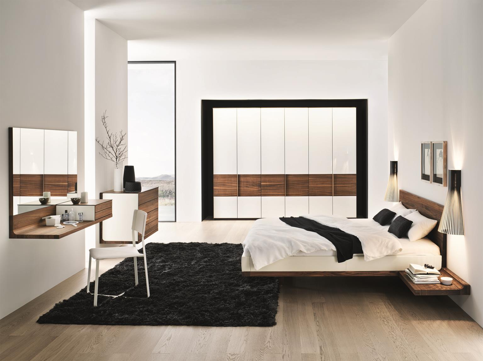 bildergalerie schlafzimmer betten wohnwiese jette schlund ellingen team 7. Black Bedroom Furniture Sets. Home Design Ideas
