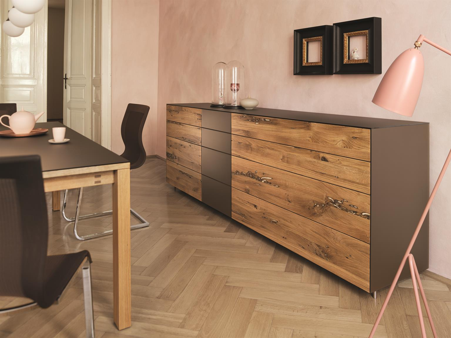 massivholzm bel m bel aus massivem holz wohnwiese jette schlund ellingen team 7. Black Bedroom Furniture Sets. Home Design Ideas