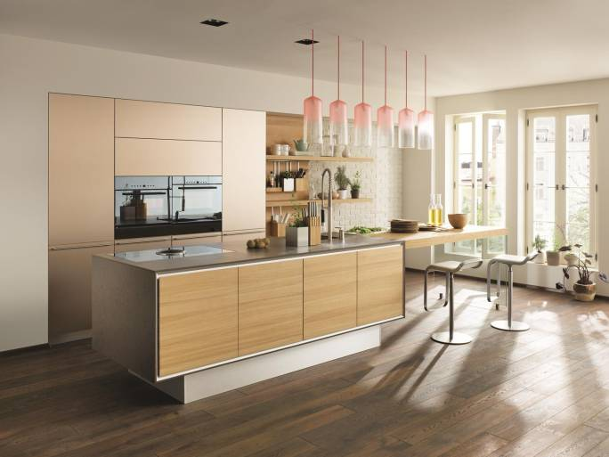 Moderne Küchen aus Holz