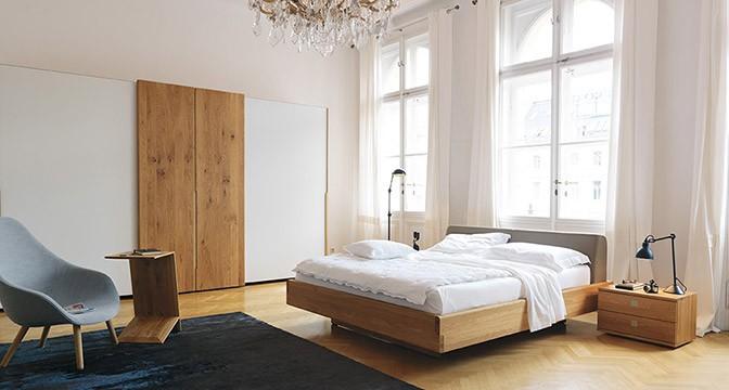 Team 7 Schlafzimmer - Schlafzimmermöbel Aus Massivholz Schlafzimmer Naturholz