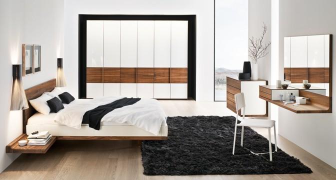 Team 7 Schlafzimmer - Schlafzimmermöbel aus Massivholz
