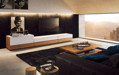 Cubus Home Entertainment Wohnwand