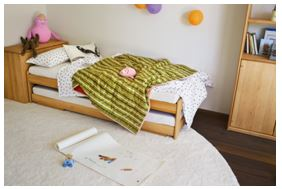 Team7 Kinderzimmer Kinderzimmermöbel Kindermöbel Kinderbett