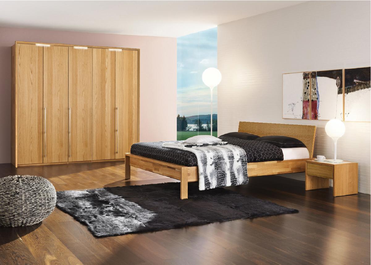 Vorteilsaktion U2013 TEAM 7 Schlafzimmer