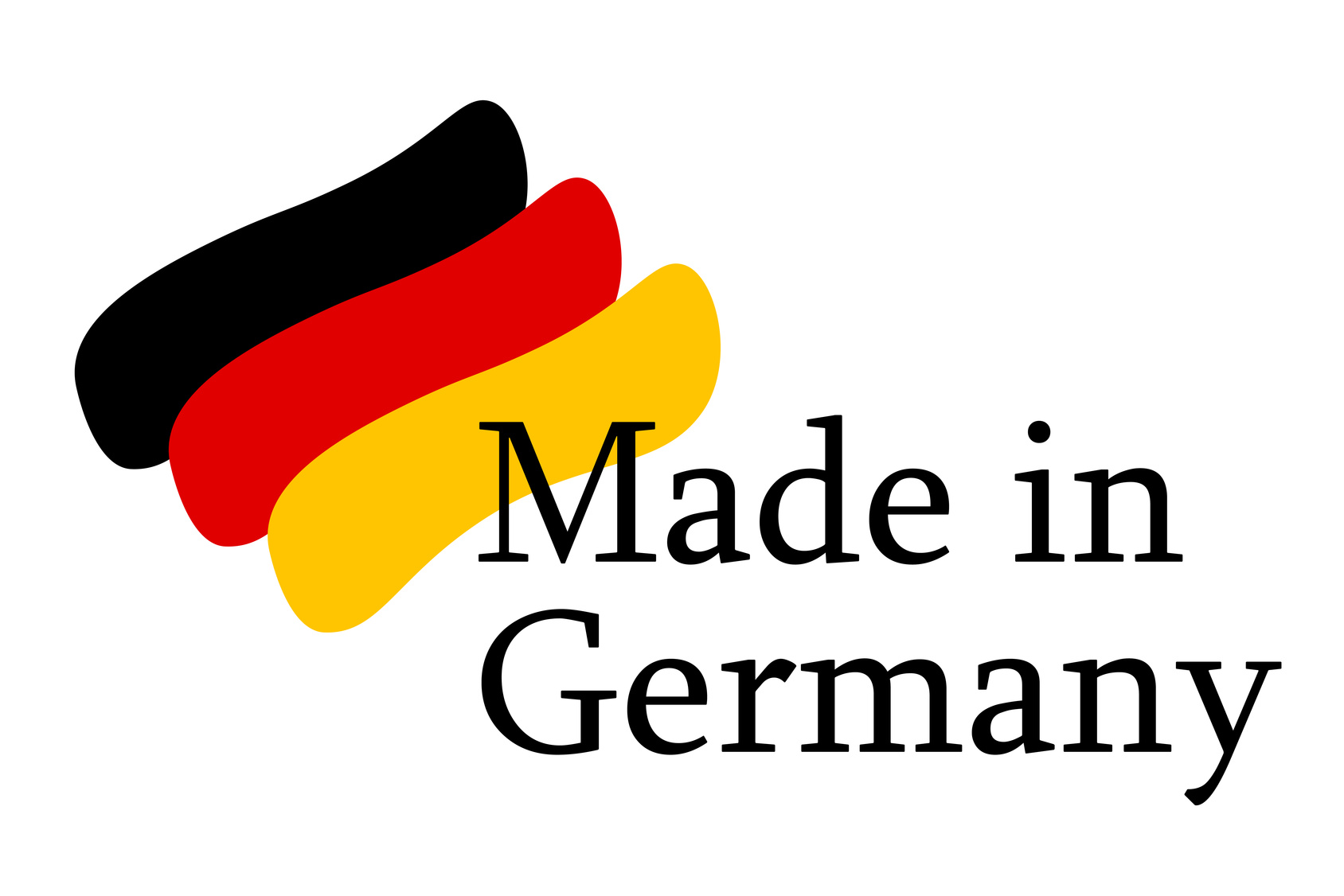 Made in Germany - Gtesiegel
