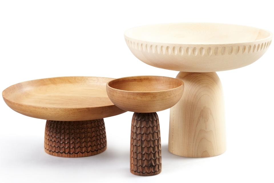 Design trifft Natur. Kunst & Accessiores