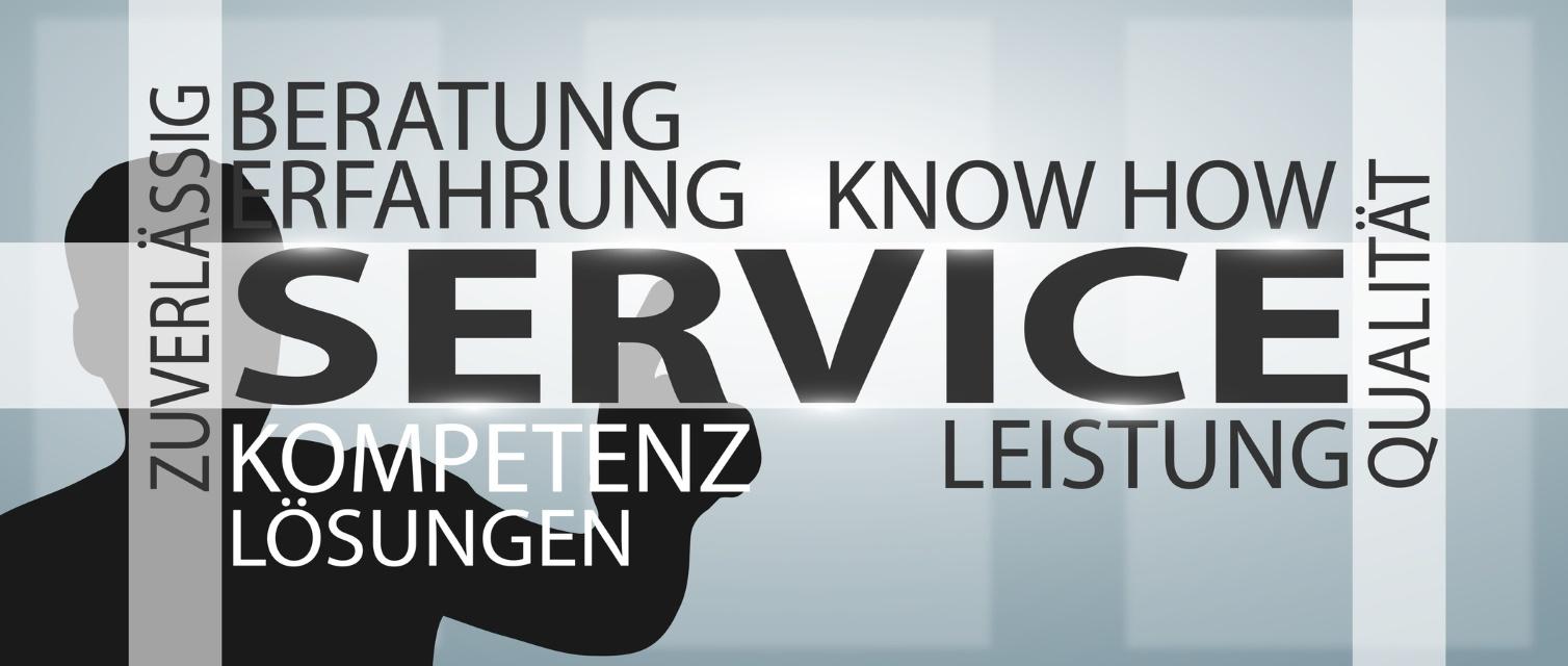 Leistungen und Service