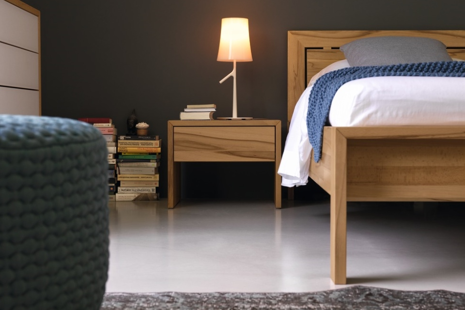 Gesund schlafen - ökologisch einrichten