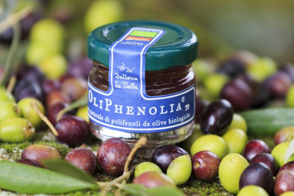 Nahrungsergänzung, OliPhenolia, Olivenextrakt, Gesundheit